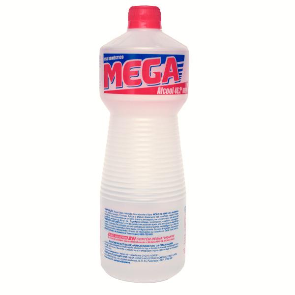 Álcool 46 - Mega - 1L