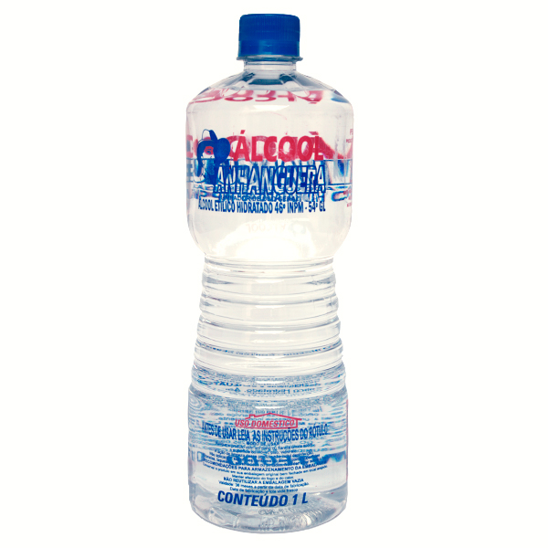 Álcool 40 - Anhanguera - 1L