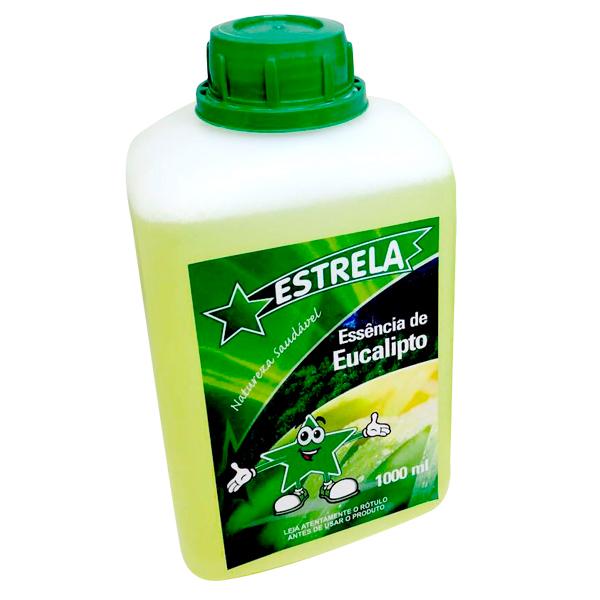 Essência de Eucalipto - Estrela - 1L