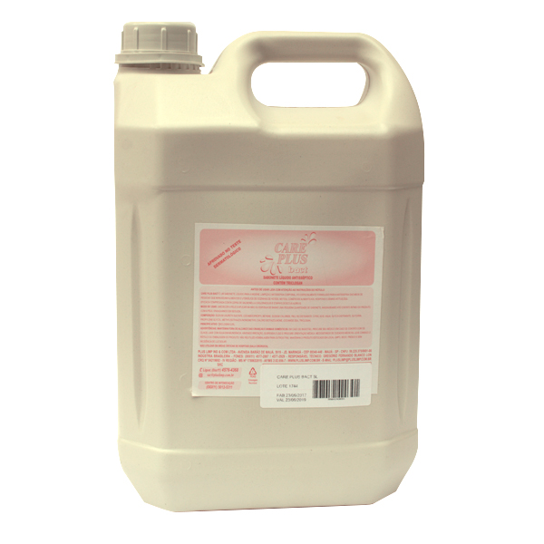 Sabonete Líquido - Care Plus - 5L