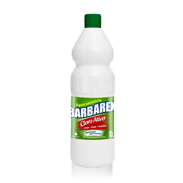 Água Sanitária - Barbarex - 1 Litro