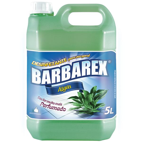 Desinfetante Algas - Barbarex - 5 Litros