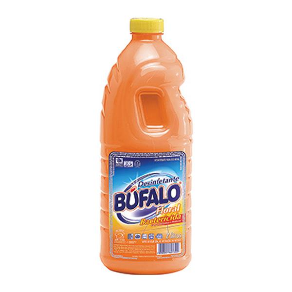 Desinfetante Floral - Búfalo - 2 Litros