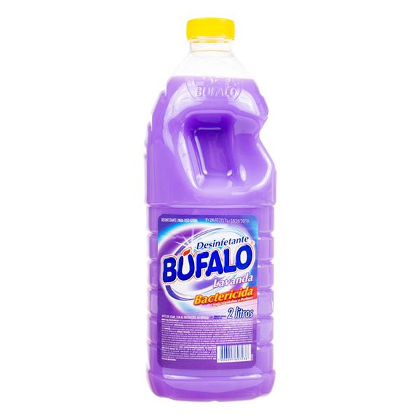 Desinfetante Lavanda - Búfalo - 2 Litros
