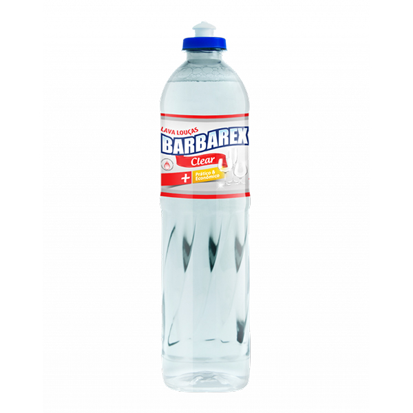 Detergente Clear - Barbarex - 500 ml