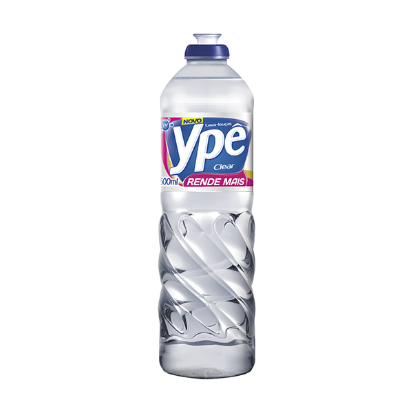 Detergente Clear - Ypê - 500 ml