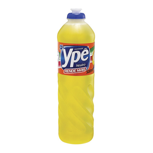 Detergente Neutro - Ypê - 500 ml