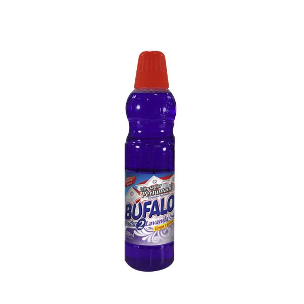 Limpador Perfumado Lavanda - Búfalo - 500 ml