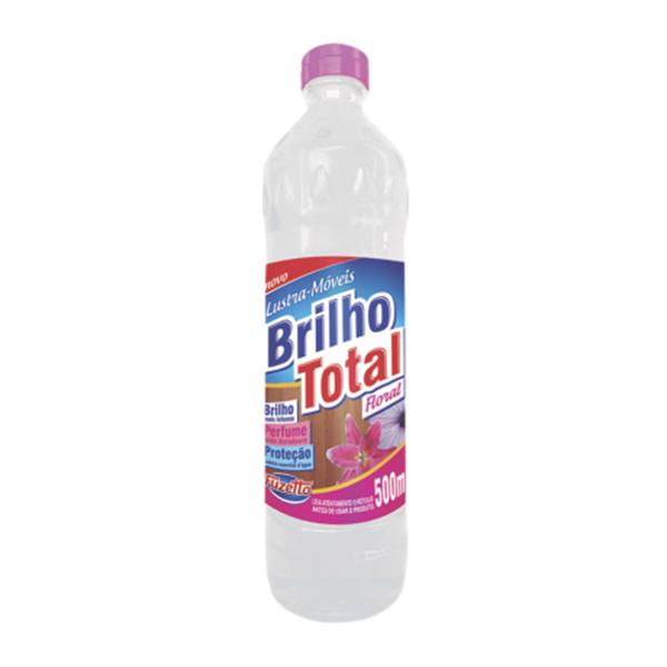 Lustra Móveis - Brilho Total - Fuzetto - 500ml