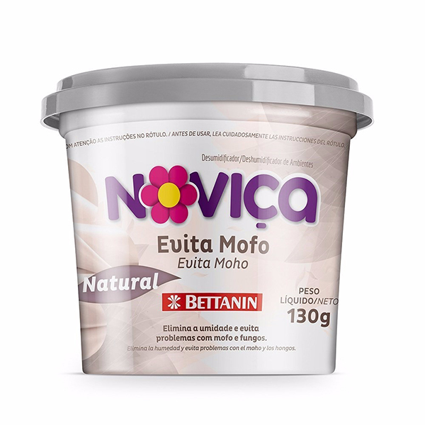 Evita Mofo Noviça Natural - Bettanin - 130 g