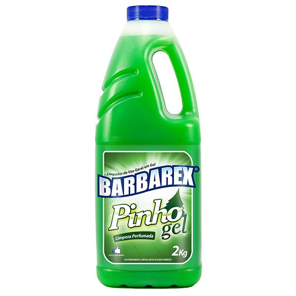 Pinho Gel - Barbarex - 2 Litros
