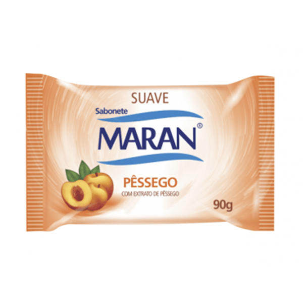 Sabonete Pêssego - Maran - 90 g