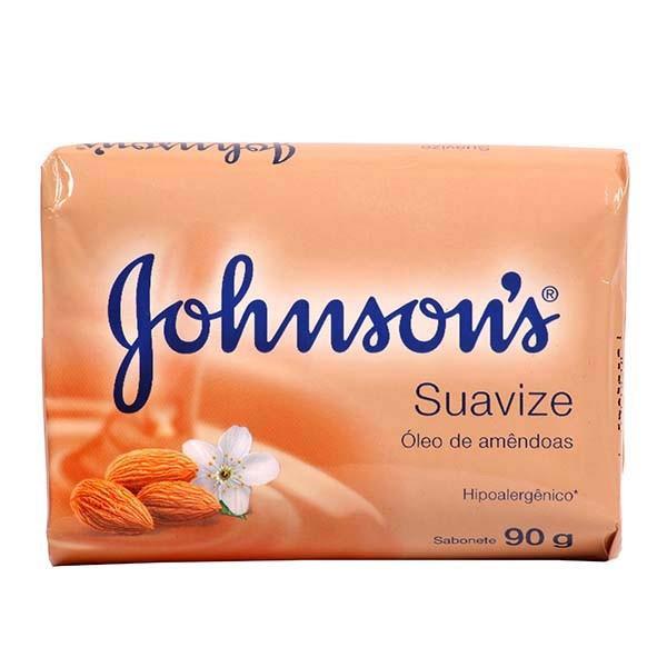 Sabonete Suavize - Johnson's - 90 g