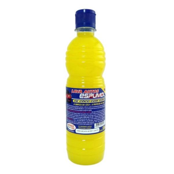 Lava Autos - Espumol Coco Max 730 - 500 ml