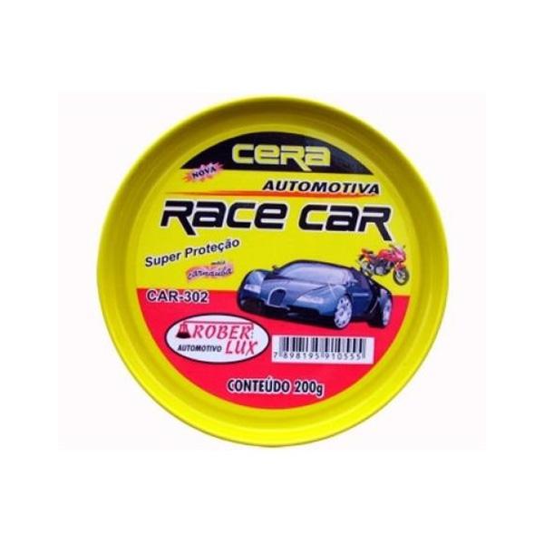 Cera para Polimento - Race Car - 200 g