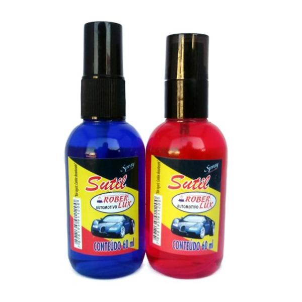 Aromatizante Automotivo Spray - Sutil - 60 ml