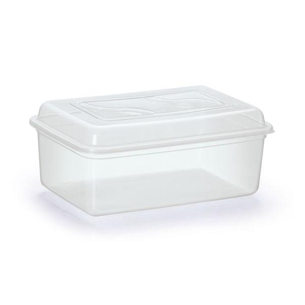 Container Versatil Retangular - 3l - Rainha