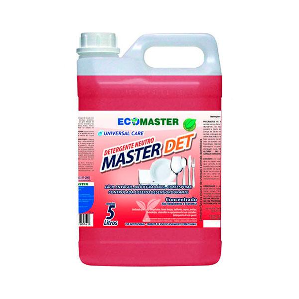 Master Det - Detergente Neutro - 5 lts