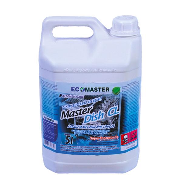 Master Dish - Detergente Alcalino - 5 lts