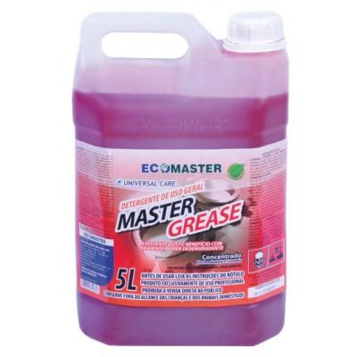 Master Grease - 5 lts - Detergente Desengraxante