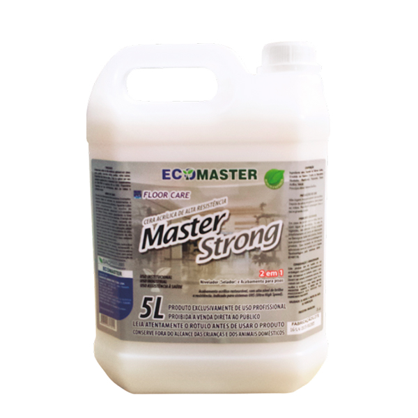 Master Strong - 5 lts - Impermeabilizante
