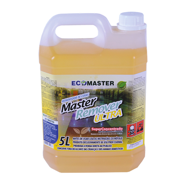 Master Remover Ultra - 5 lts - Removedor