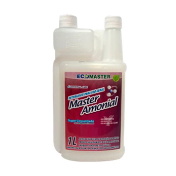 Master Amonial - 1 lt - Desengordurante