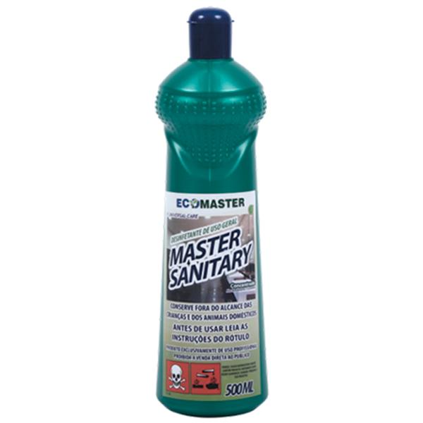 Master Sanitary - 500 ml - Limpa Vaso San.