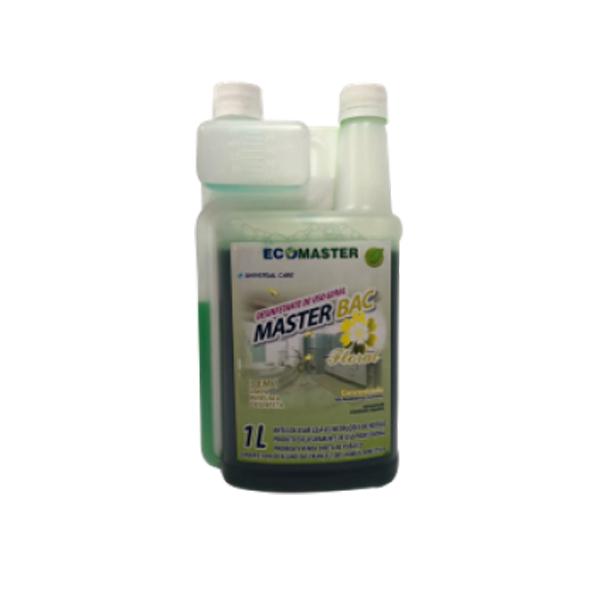 Master Bac Floral - 1 lt - Desinfetante