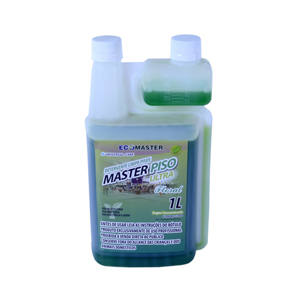 Master Piso Ultra Floral - 1 lt - D. Supe.