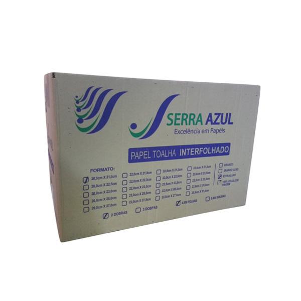 Interfolha 100% Cel 3D 5000 F - Serra