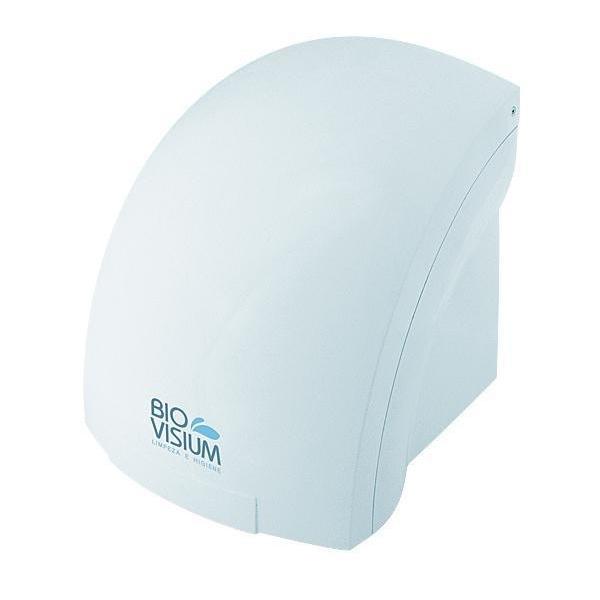 Secador de Mãos Automático com Sensor - Biovisium - 127V/220V